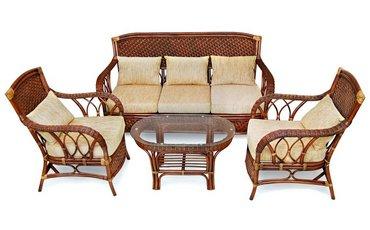 Плетёная мебель из ротанга в екатеринбурге