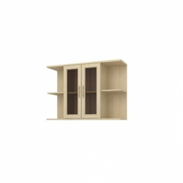 Витрина София (Cilegio Nostrano/Granite Rose) (СТЛ.098.12)